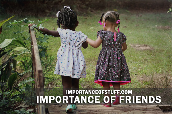 Importance of Friends in our life
