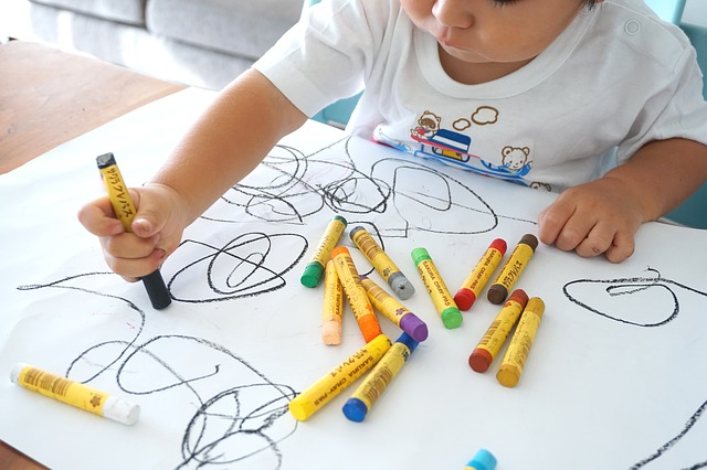importance of art for children