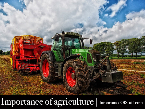 importance of agriculture and farming essay and speech importance of agriculture
