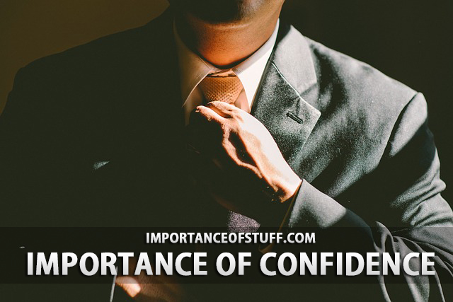importance of confidence