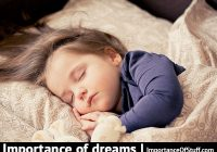 importance of dreams