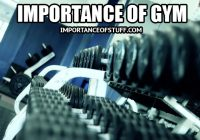 importance of gym