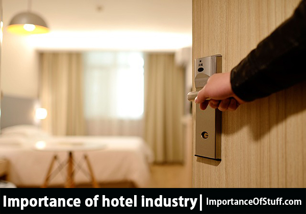 importance of hotel industry