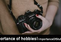 importance of hobbies