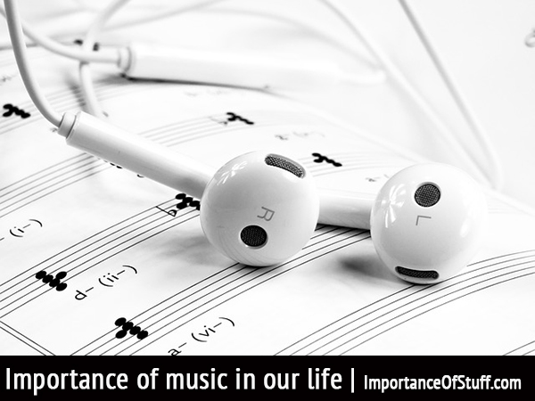 an essay on importance of music in life Essays - largest database of quality sample essays and research papers on importance of music in our life.
