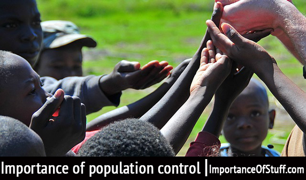population control essay Human population planning is the practice of intentionally managing the thomas malthus argued in his essay on the principle of population for implementation of.