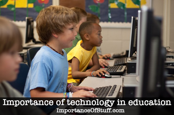 importance of technology education