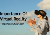 importance of virtual reality