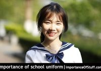 importance school uniform