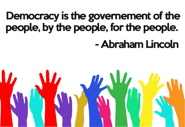 importance of democracy quote