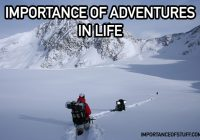 importance of adventure