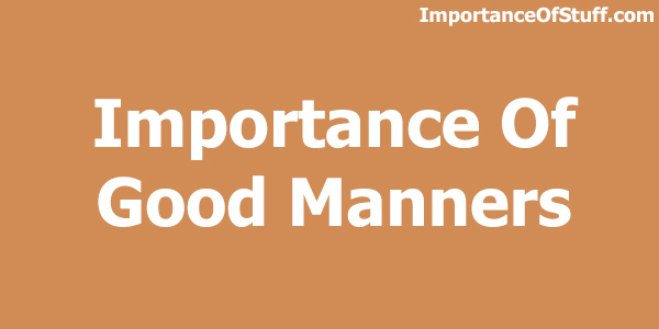 easy essay good manners What are good manners what good manners look like at home manners at  school when you are out at the table on the phone dr kim says.