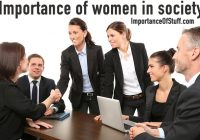 Importance of women in society